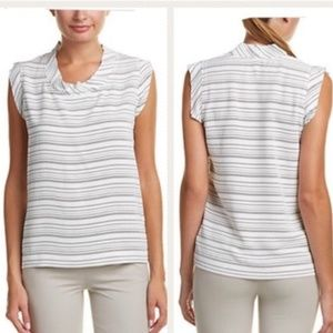 Cabi Striped Madeline Blouse Style 236